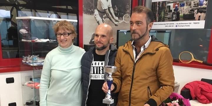socio remo vince il 12 marzo il 4a categoria di Arco