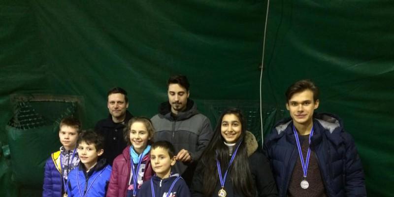 torneo di natale scuola tennis 22 dicembre 2017
