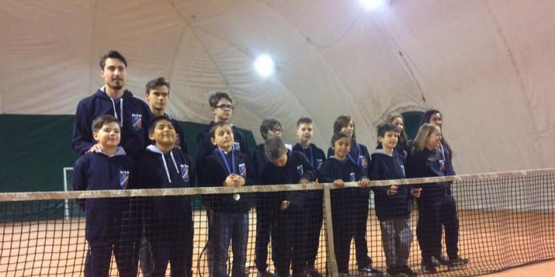 torneo di natale scuola tennis 22 dicembre 2017.