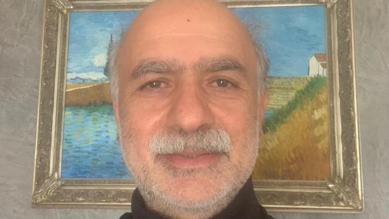 Faramarz Salgoughi